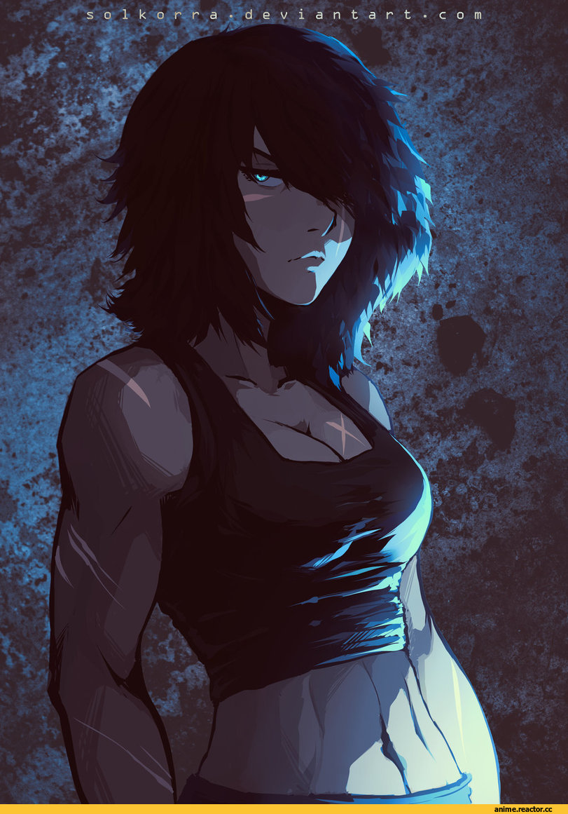 Tenryuu, Kantai Collection, SolKorra, Anime Art, Anime